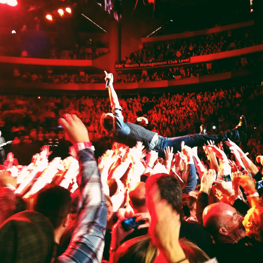 Bruce Springsteen - Xcel Energy Center November 12, 2012