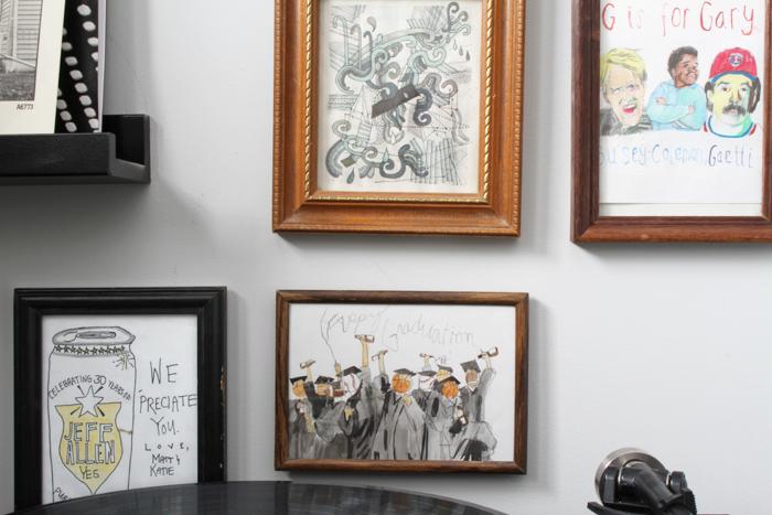 Hang up Friend Artwork!