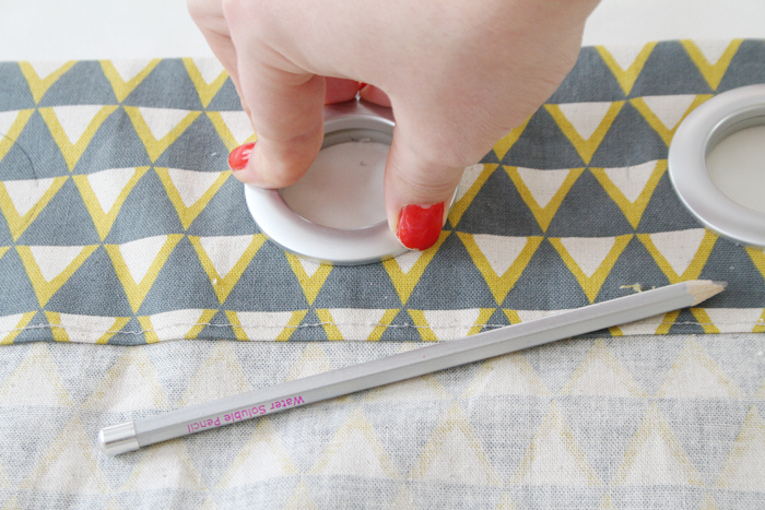 Curtains Ideas curtain grommets diy : Tutorial : DIY Grommet Curtains