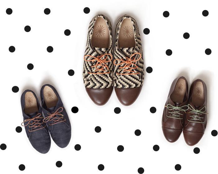 Ina Grau Shoes
