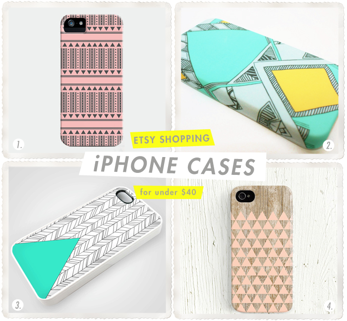 Etsy Finds - iPhone Cases