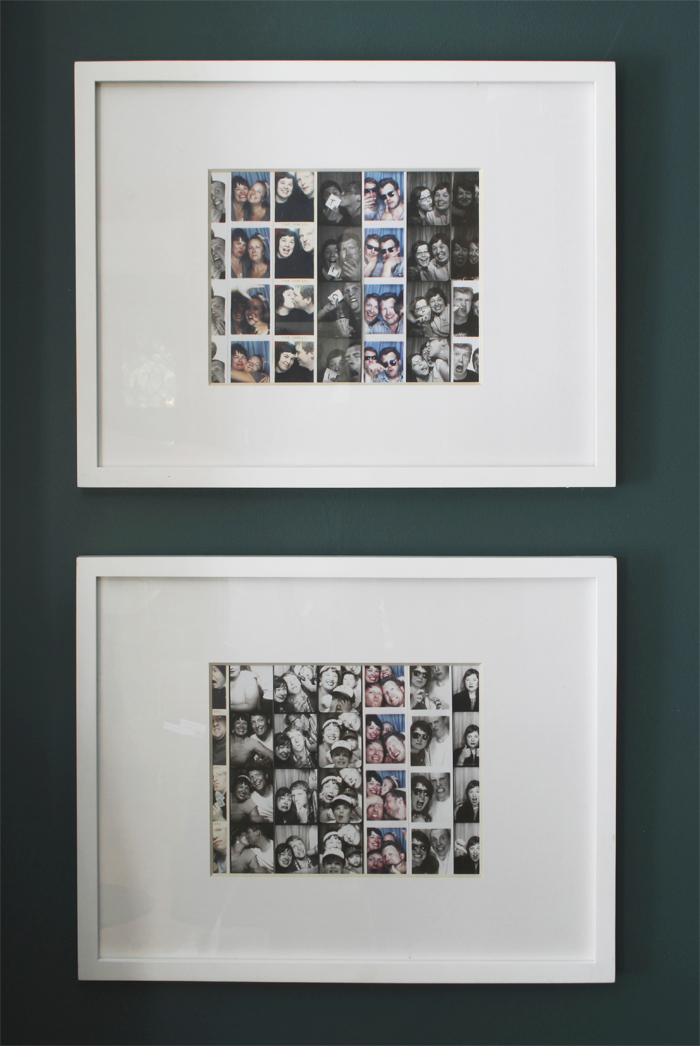 Framing Photo Booth - Photo Strips - Deuce Cities Henhouse