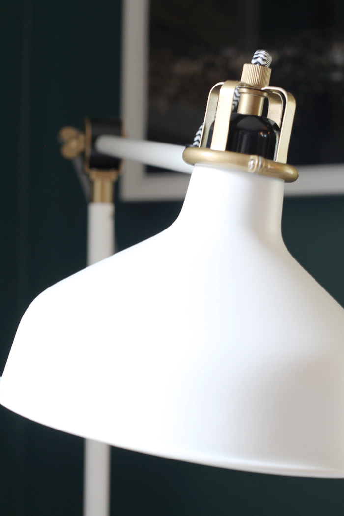 I Love The Ikea Ranarp Lamp Deuce Cities Henhouse