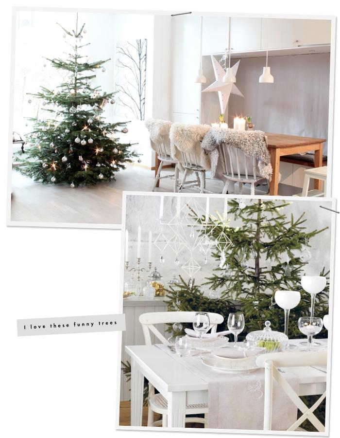Perfect Nordic Christmas Trees