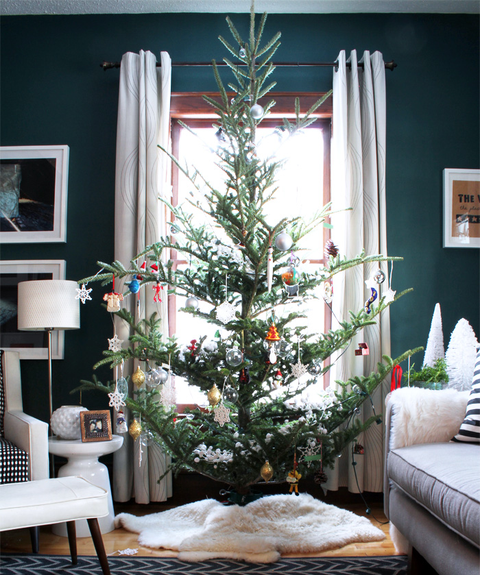 Natural Fir Christmas Tree
