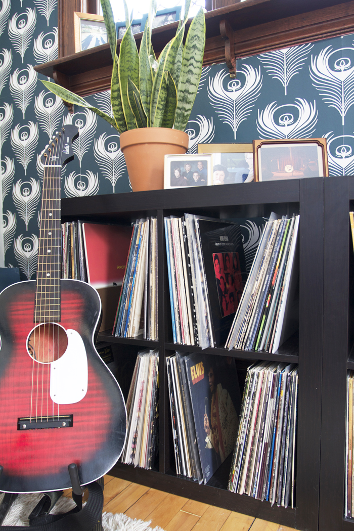 Expedit Record Shelving