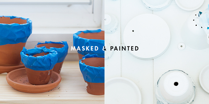 Masked & Painted