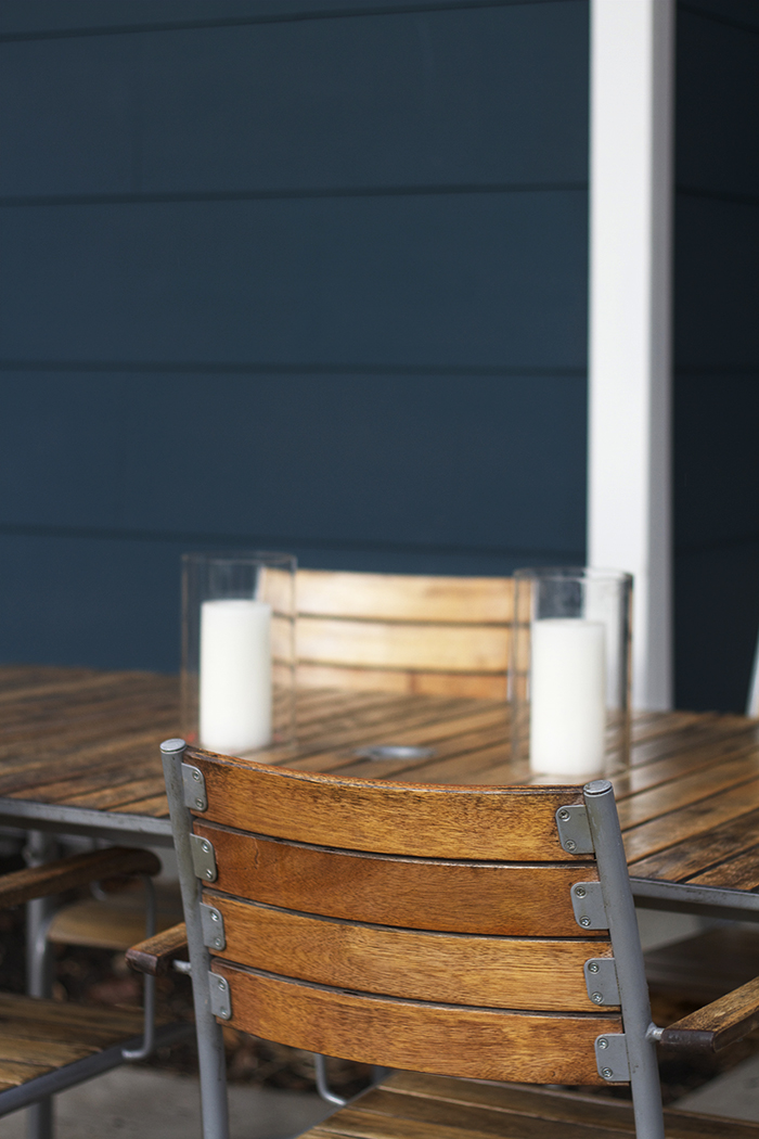 Restoring Weather Worn Wood Patio Furniture
