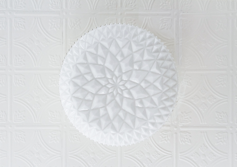 Light Fixture and Ceiling Tile