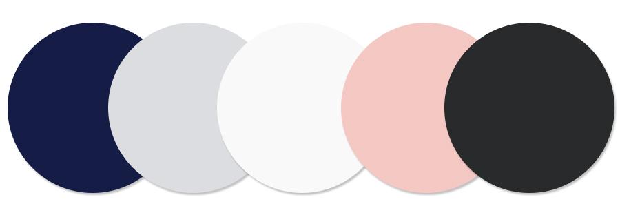 Deuce Cities Henhouse : Bedroom Color Palette