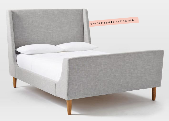 Simple West Elm Beds Ideas