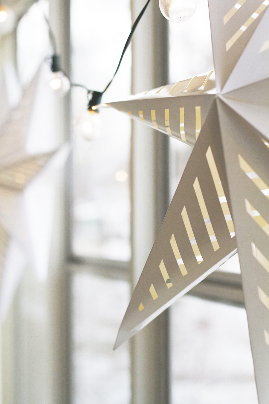 Paper Star From Ikea