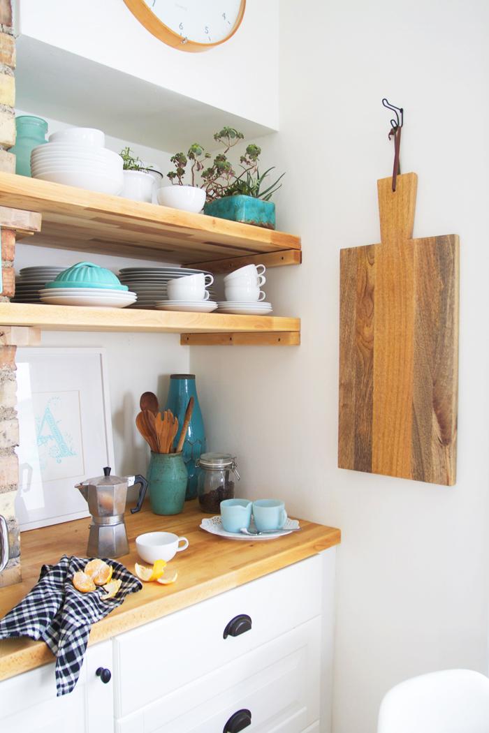 Deuce Cities Henhouse Kitchen Reveal Nook - Detail