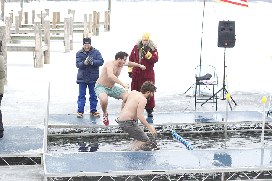 Lake Minnetonka Polar Plunge