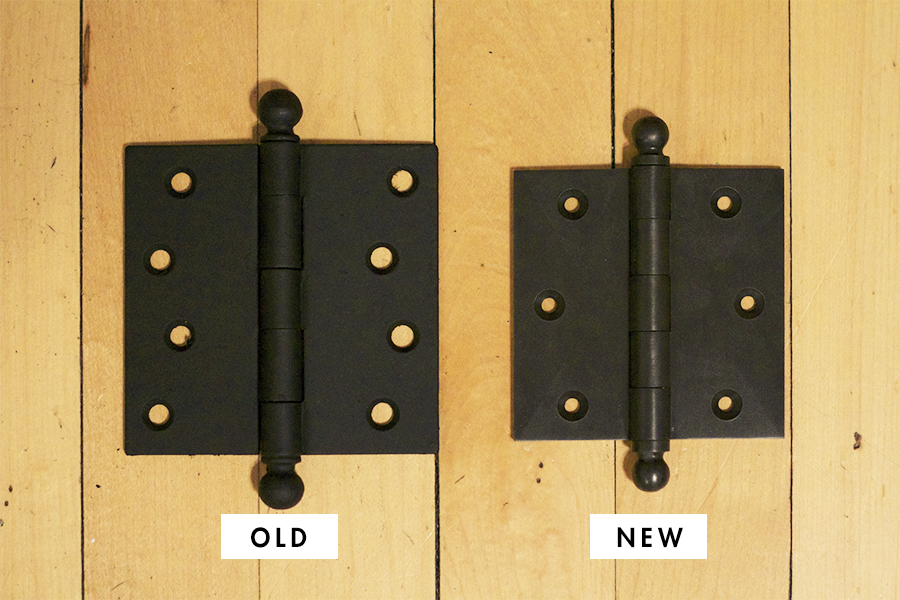 Restoring Antique Hardware