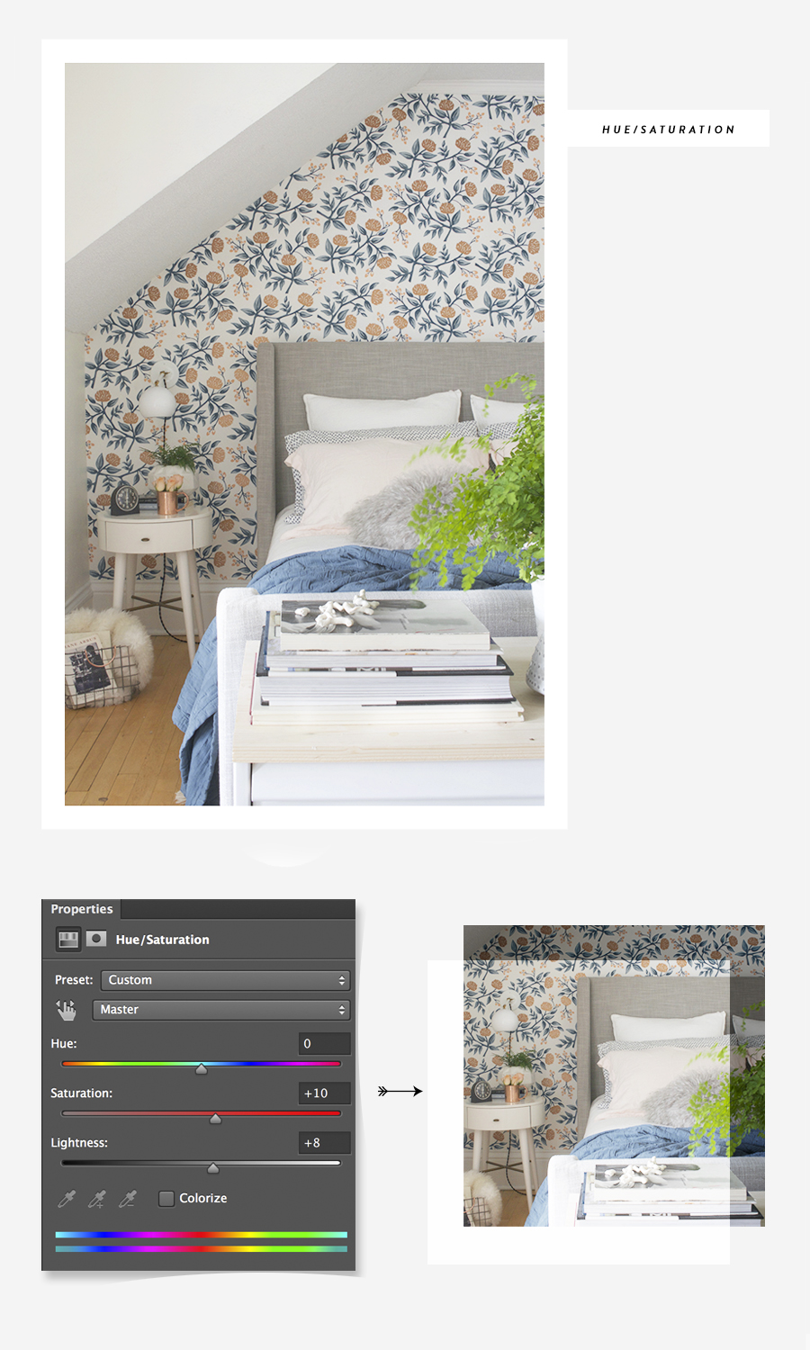 How to Edit Interior Photography Using Photoshop