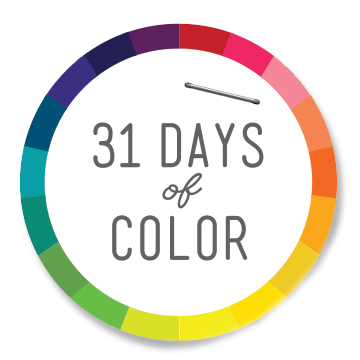 Ace Hardware : 31 Days of Color