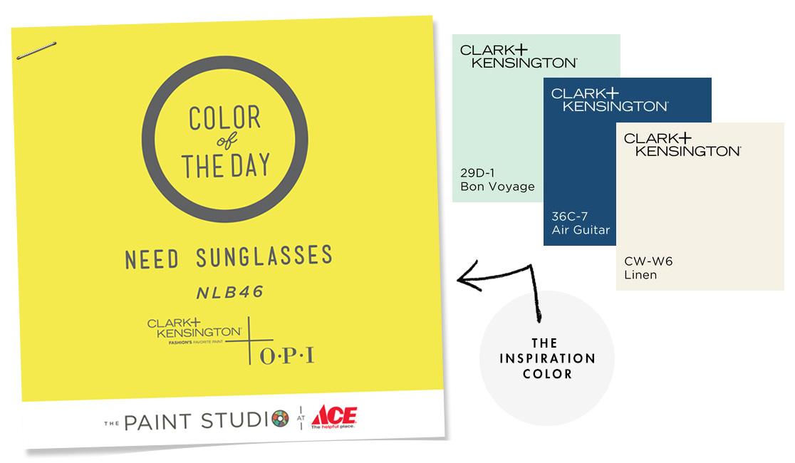 Clark+Kensington 31 Days of Color