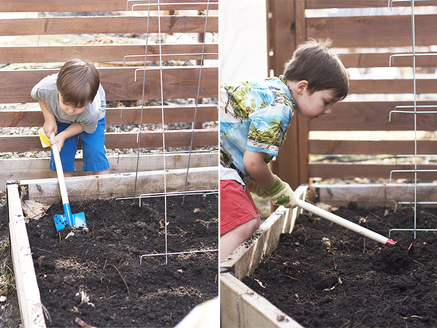 Getting Kids Involved with Gardening