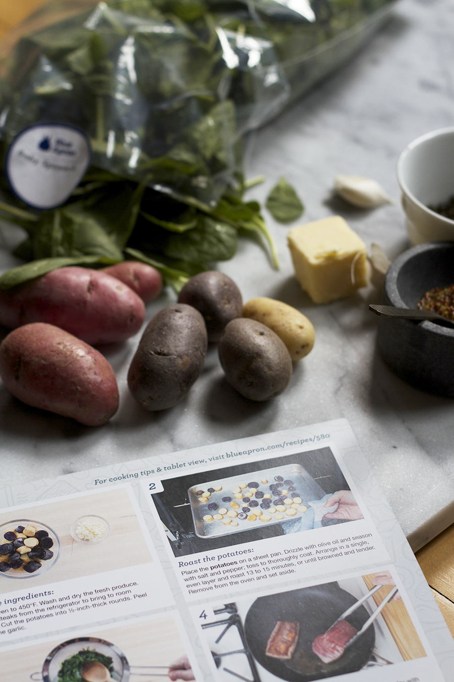Date Night With Blue Apron