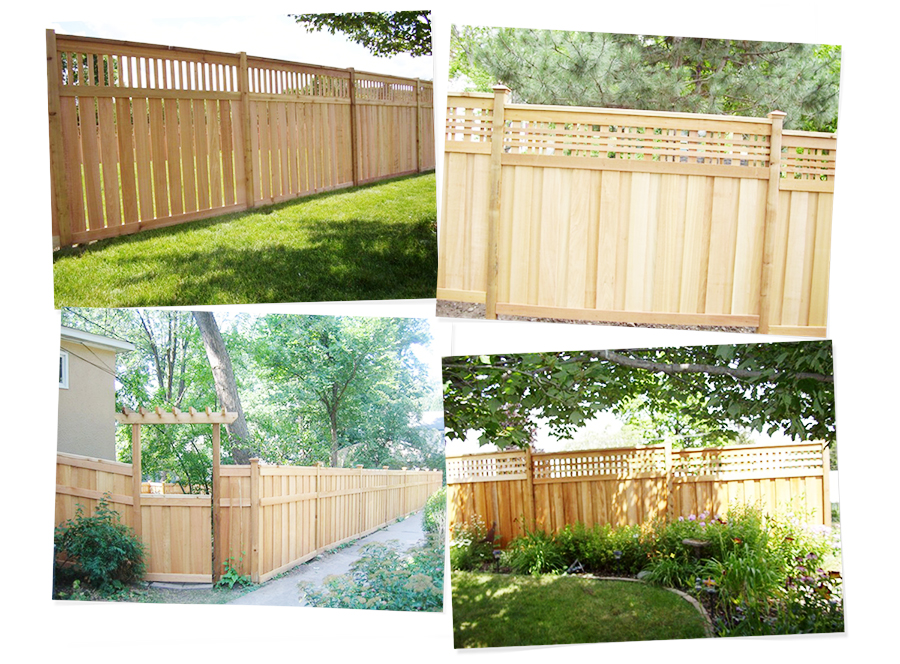 FenceIn Deck Fences!