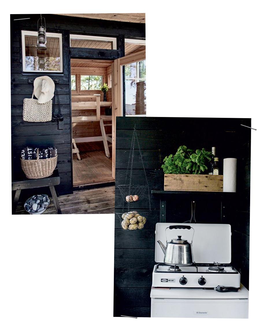 Inspiration : The Dream Cabin
