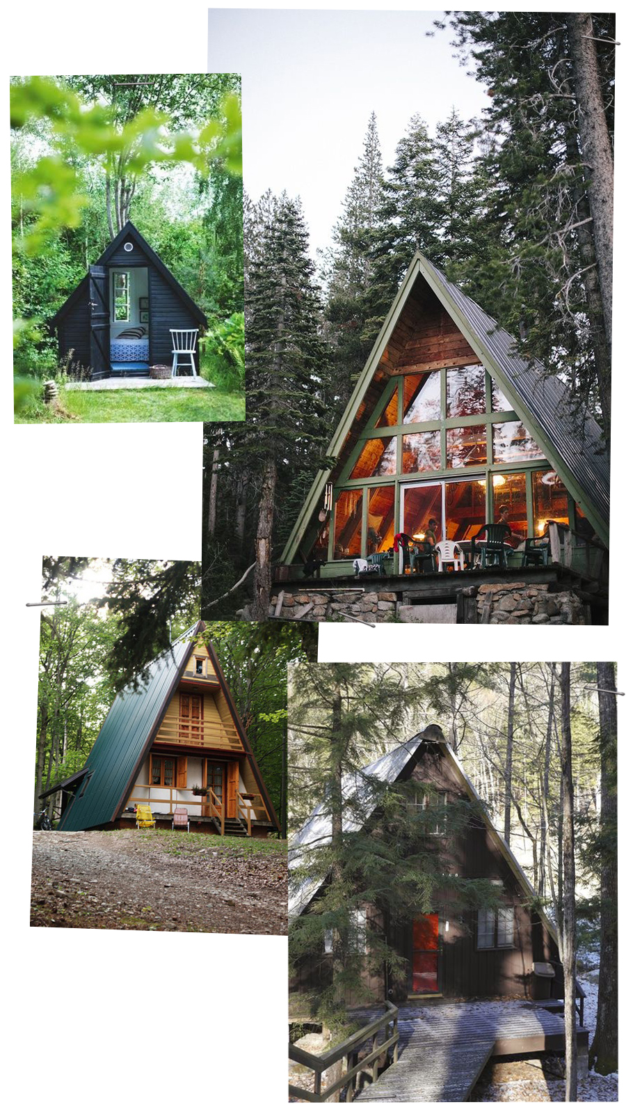 Inspiration : The Dream Cabin