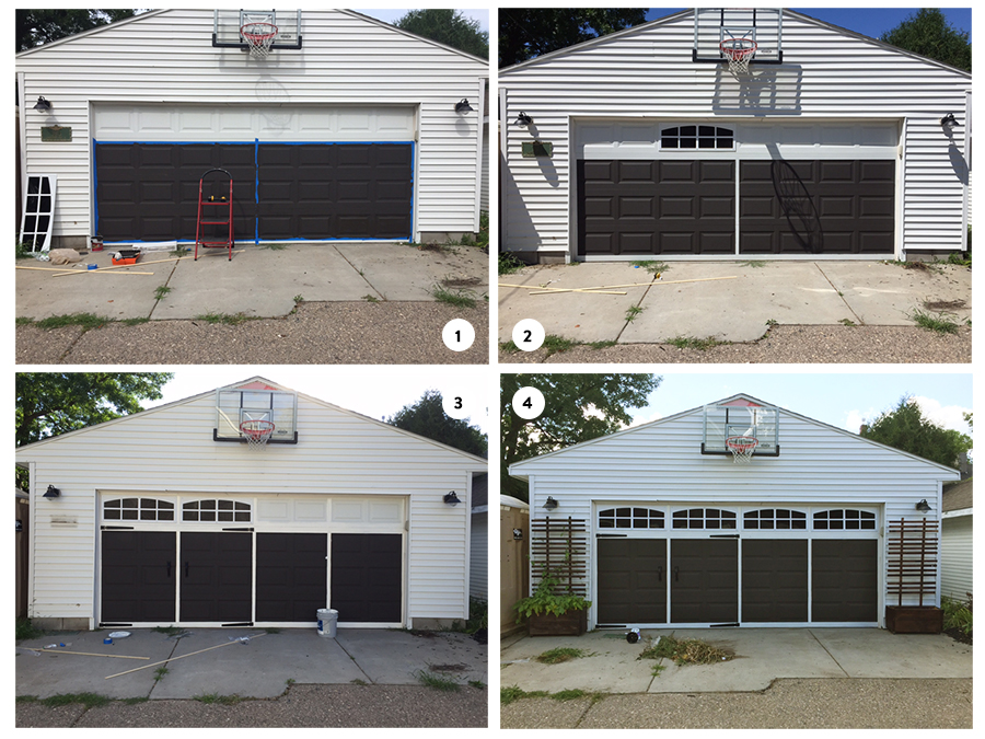 Easy Garage Makeover | Deuce Cities Henhouse