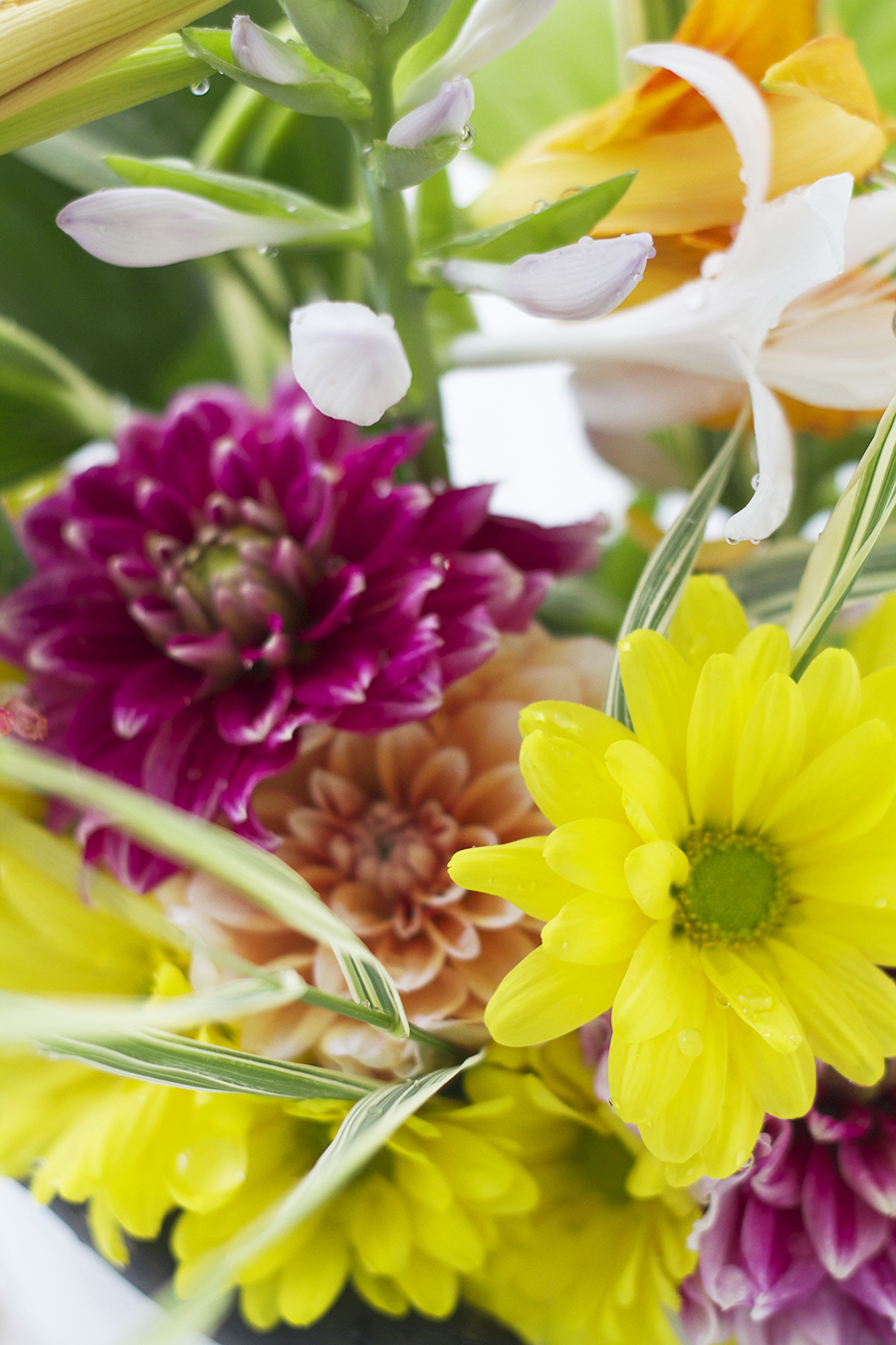 Simple Garden Bouquet | Deuce Cities Henhouse
