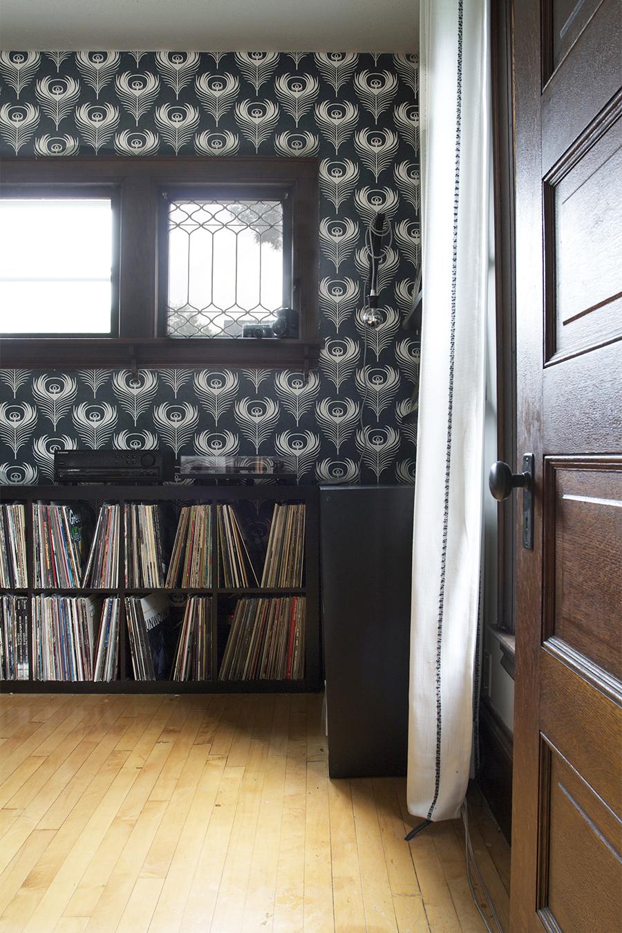 Piano & Record Room