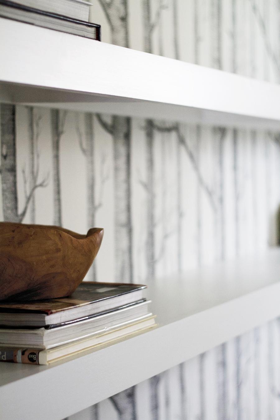 Floating Shelves Styling