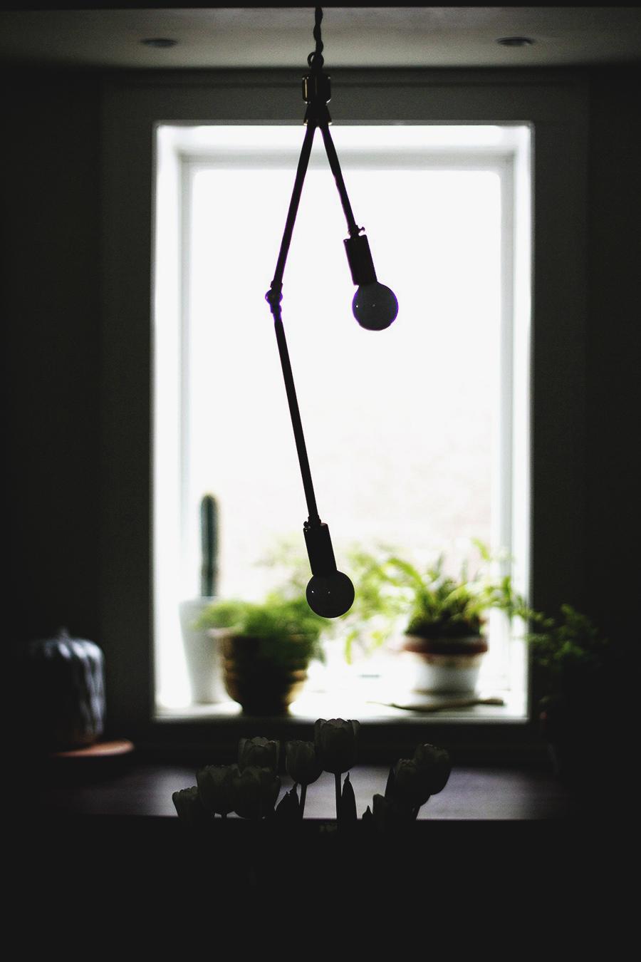 DIY Lindsey Adelman Pendant Lamp
