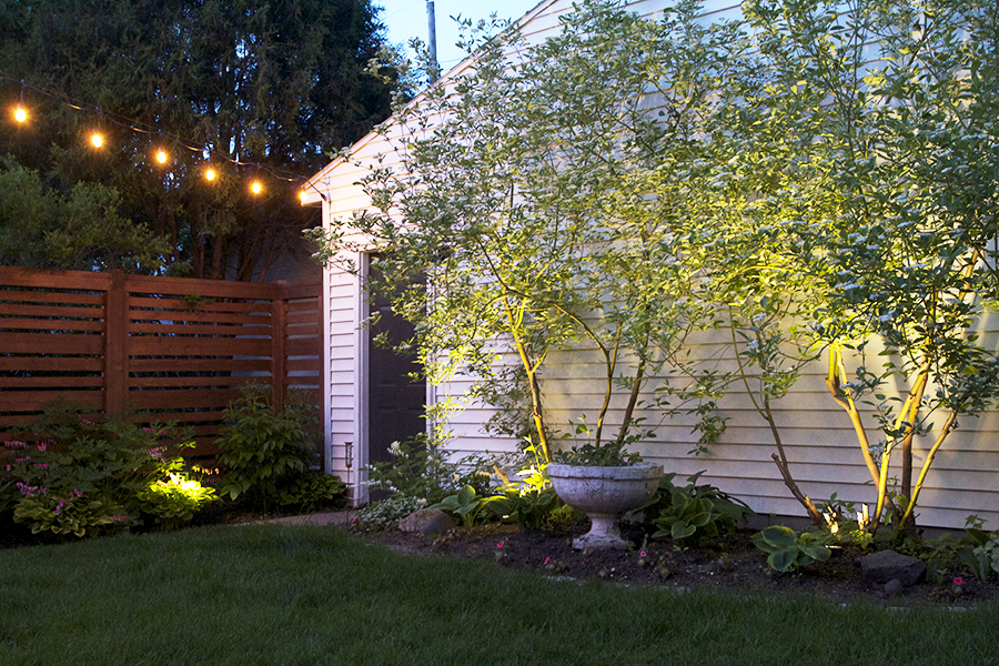 Simple Landscape Lighting Deuce Cities Henhouse