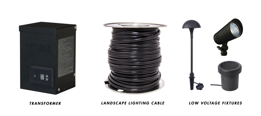 Landscape Lighting Supplies