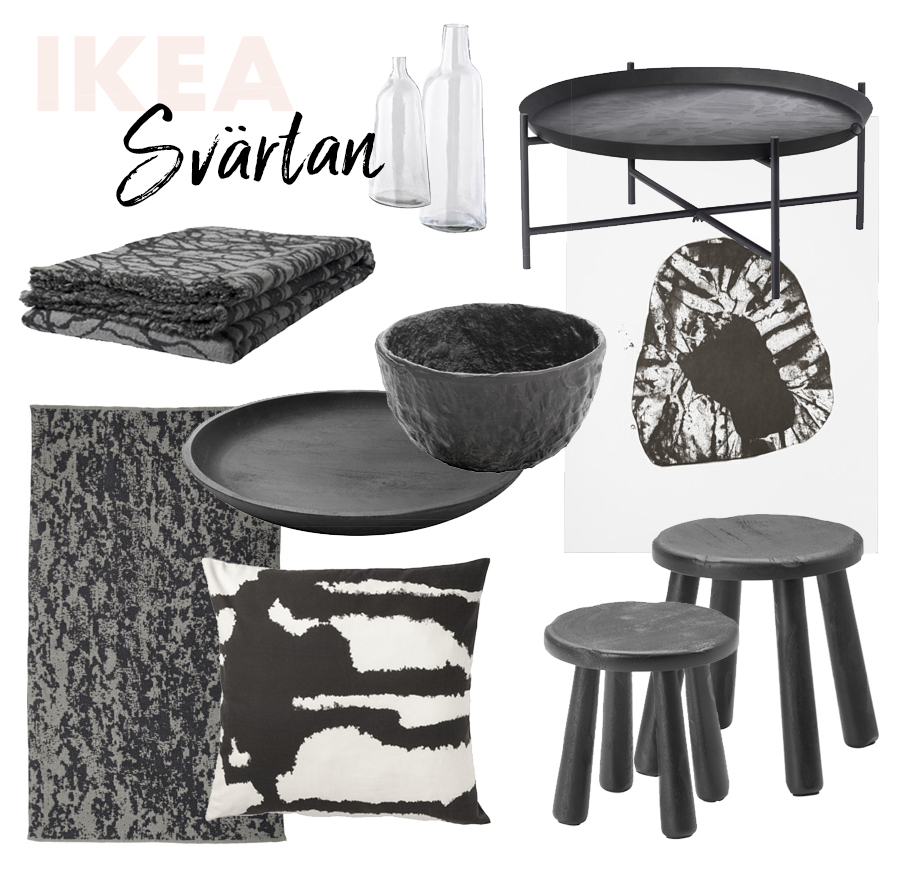 New at Ikea : Svärtan