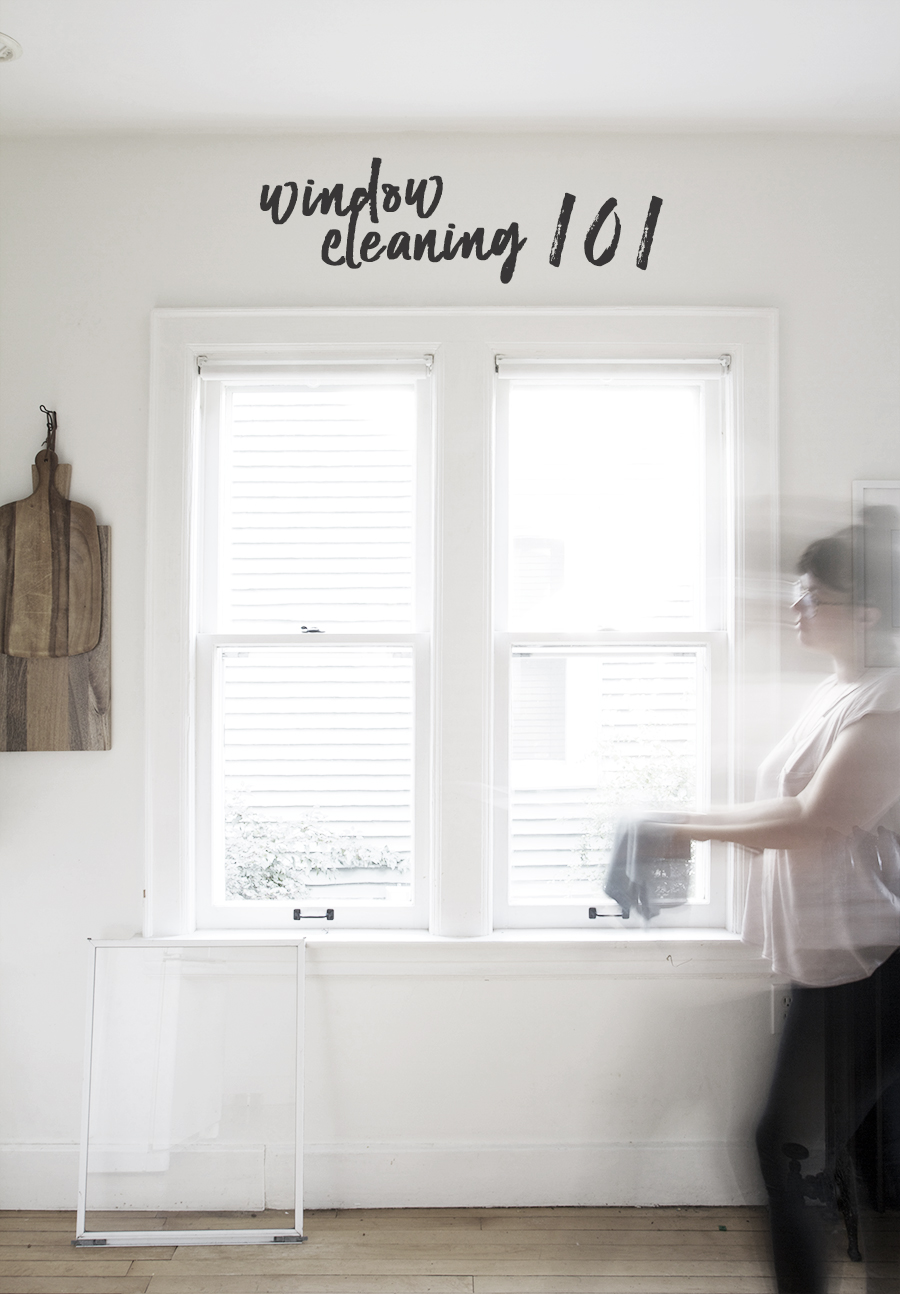 Window Cleaning 101 | Deuce Cities Henhouse