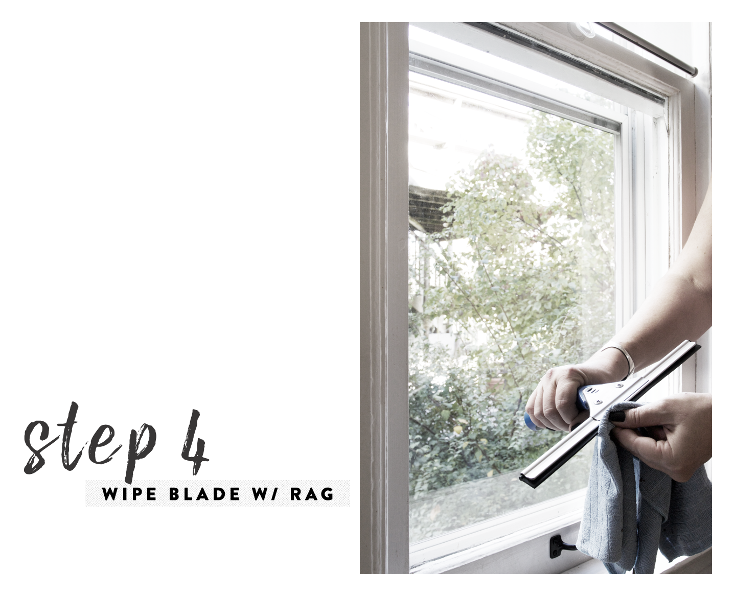 Simple Steps for Window Cleaning | Deuce Cities Henhouse