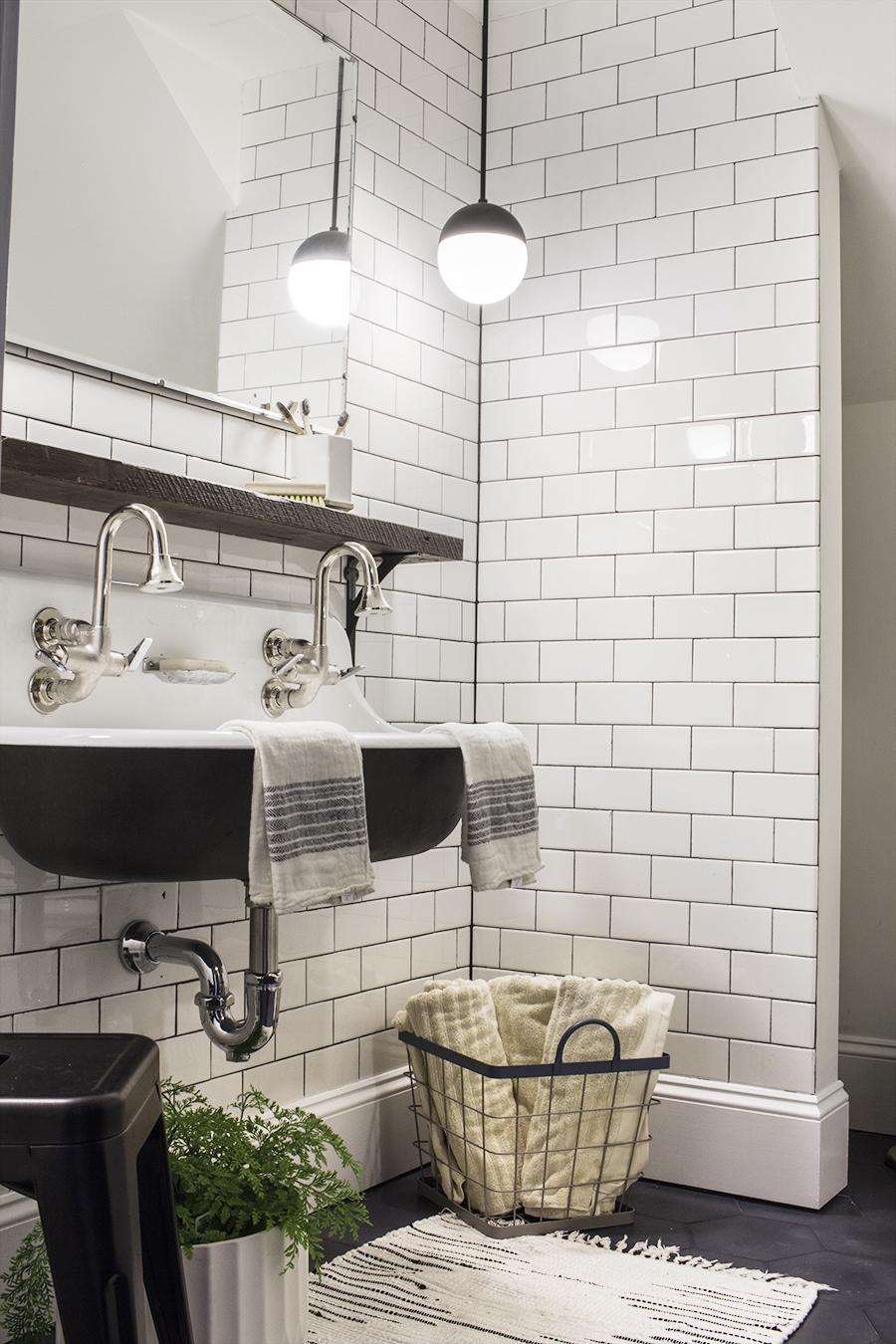 Deuce Cities Henhouse Bathroom Reveal