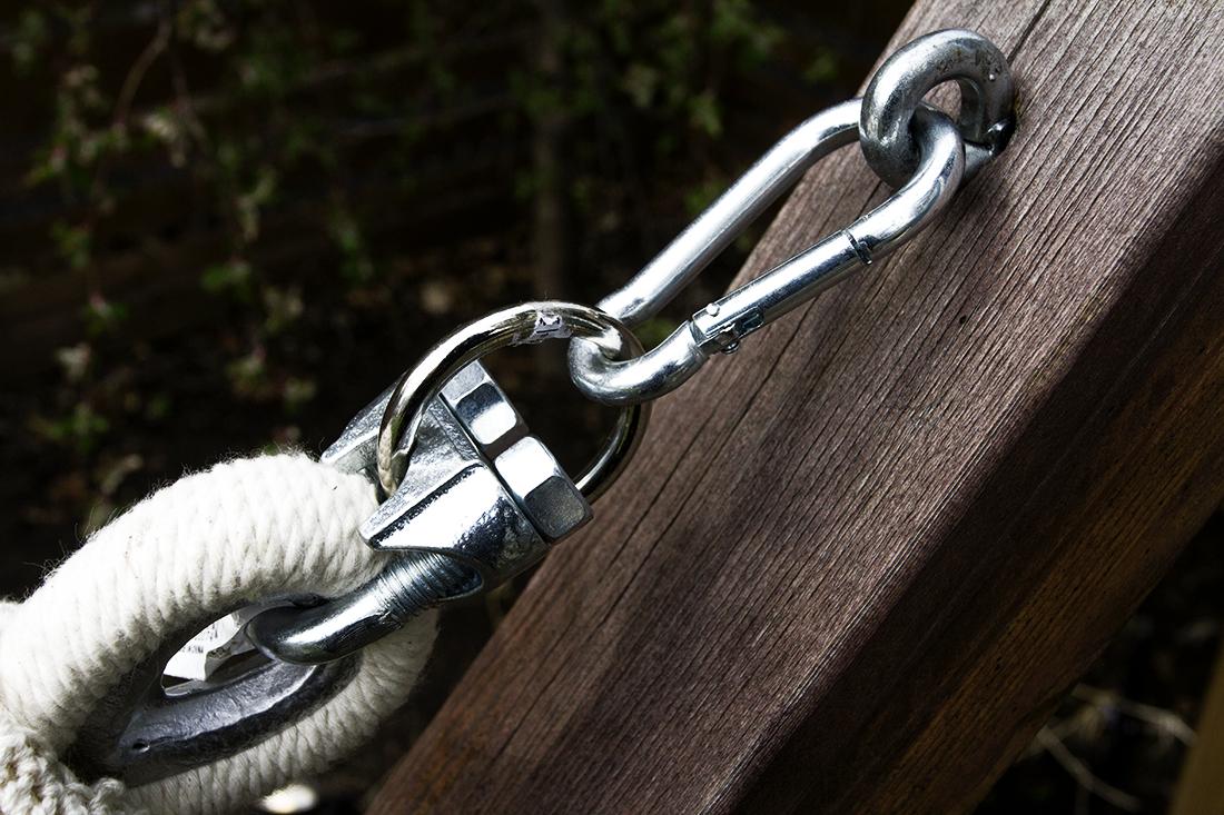 Hanging Nicaraguan Hammock | Deuce Cities Henhouse