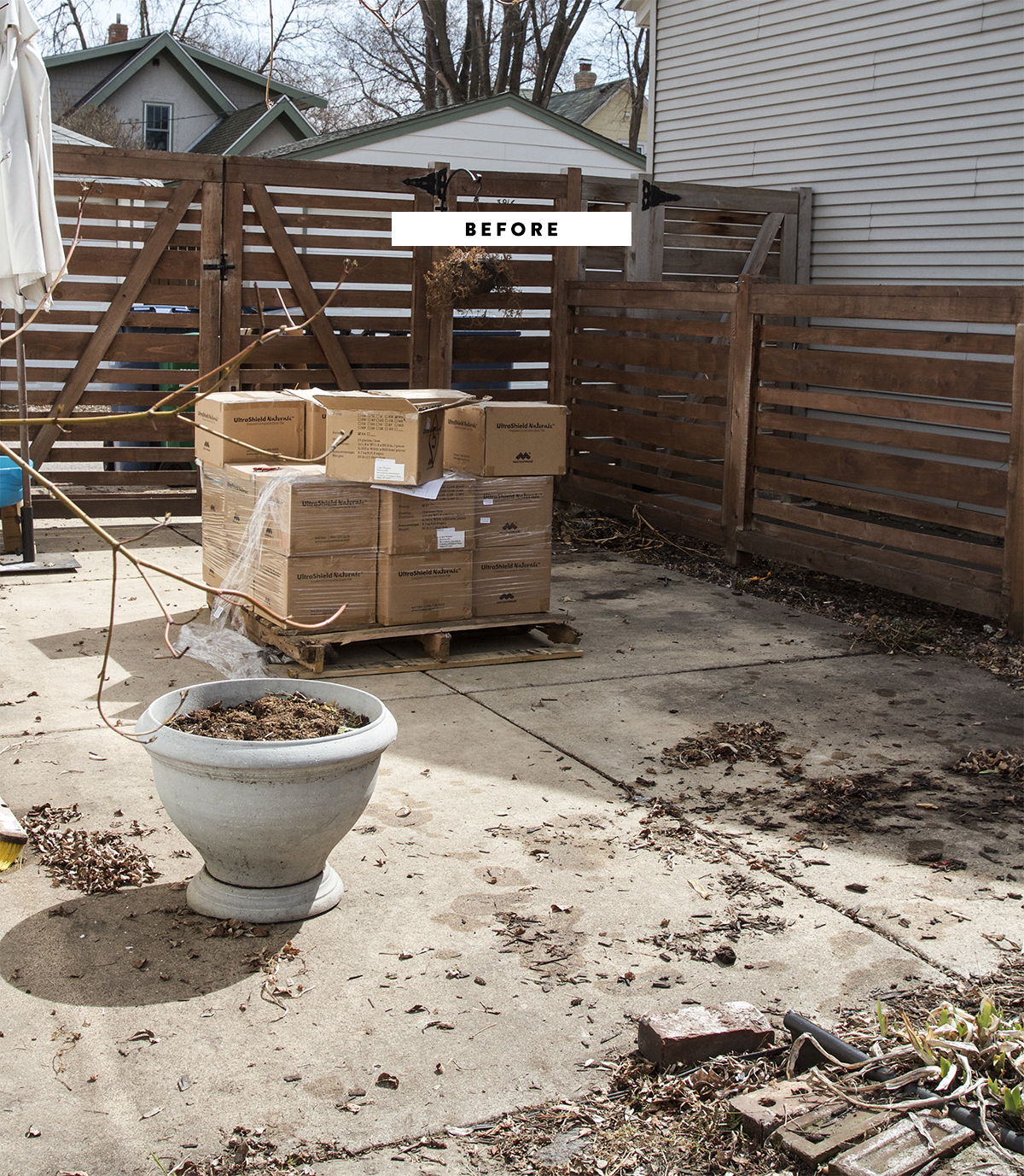New Tech Wood decking tiles to the rescue | Deuce Cities Henhouse