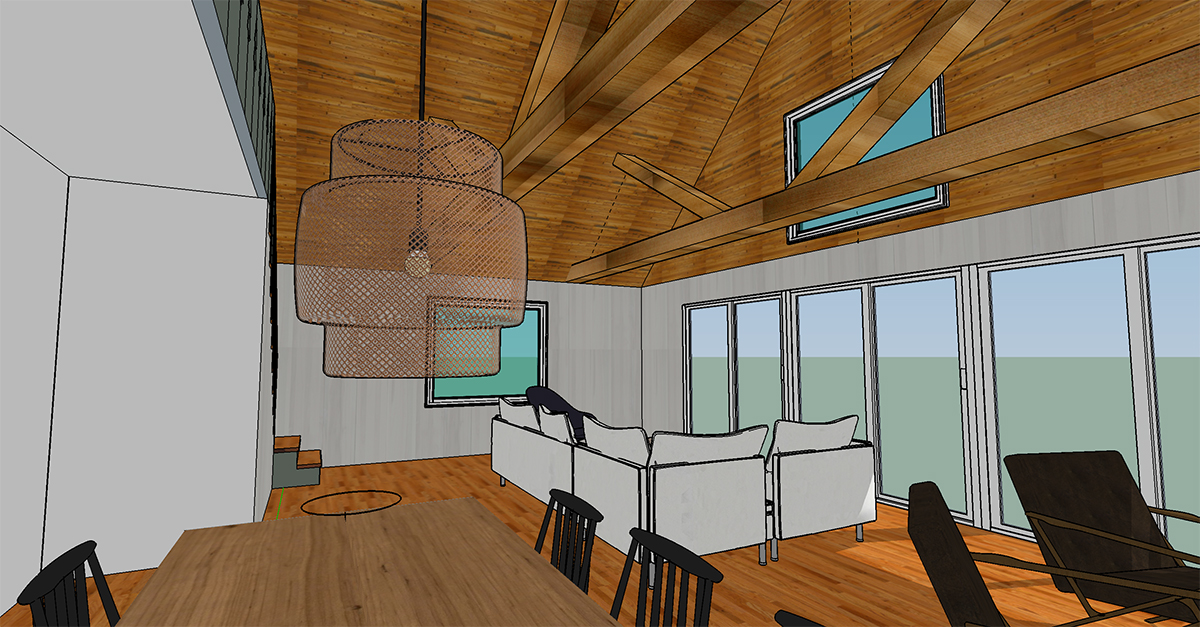 Plans for a Midwestern Cabin