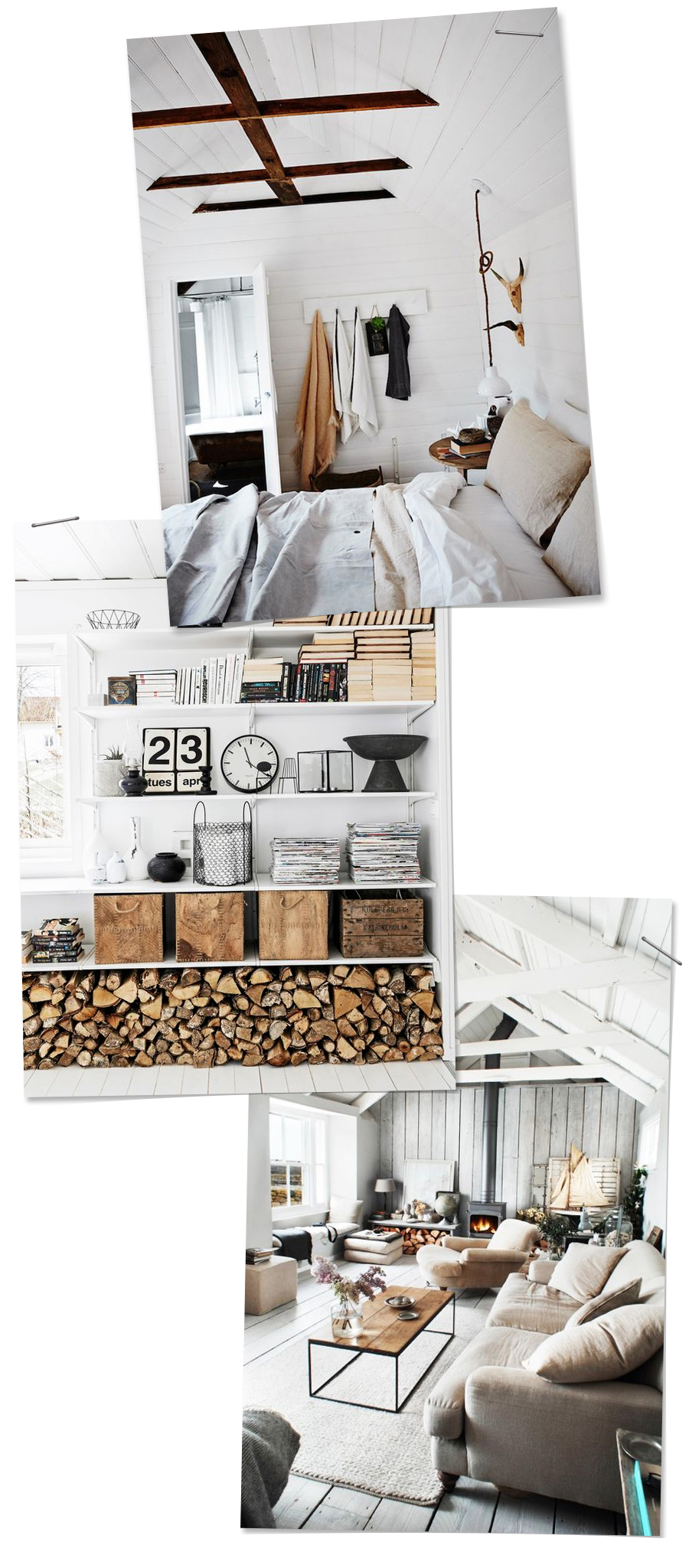 Cabin Inspiration | Deuce Cities Henhouse