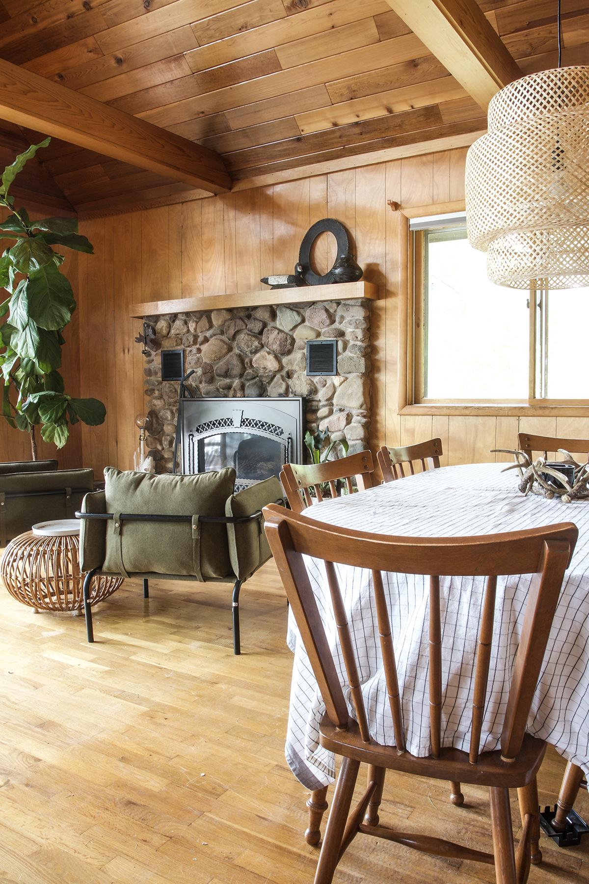 Western Wisconsin Cabin