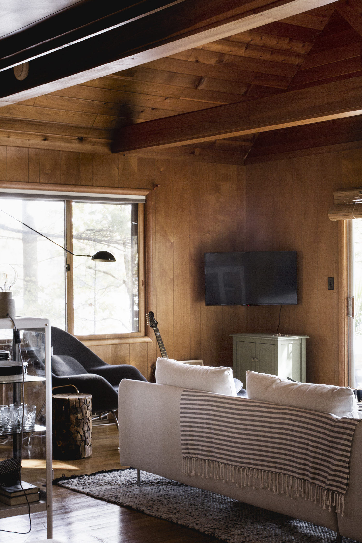 A Wisconsin A-Frame Style Cabin Renovation Story | Deuce Cities Henhouse