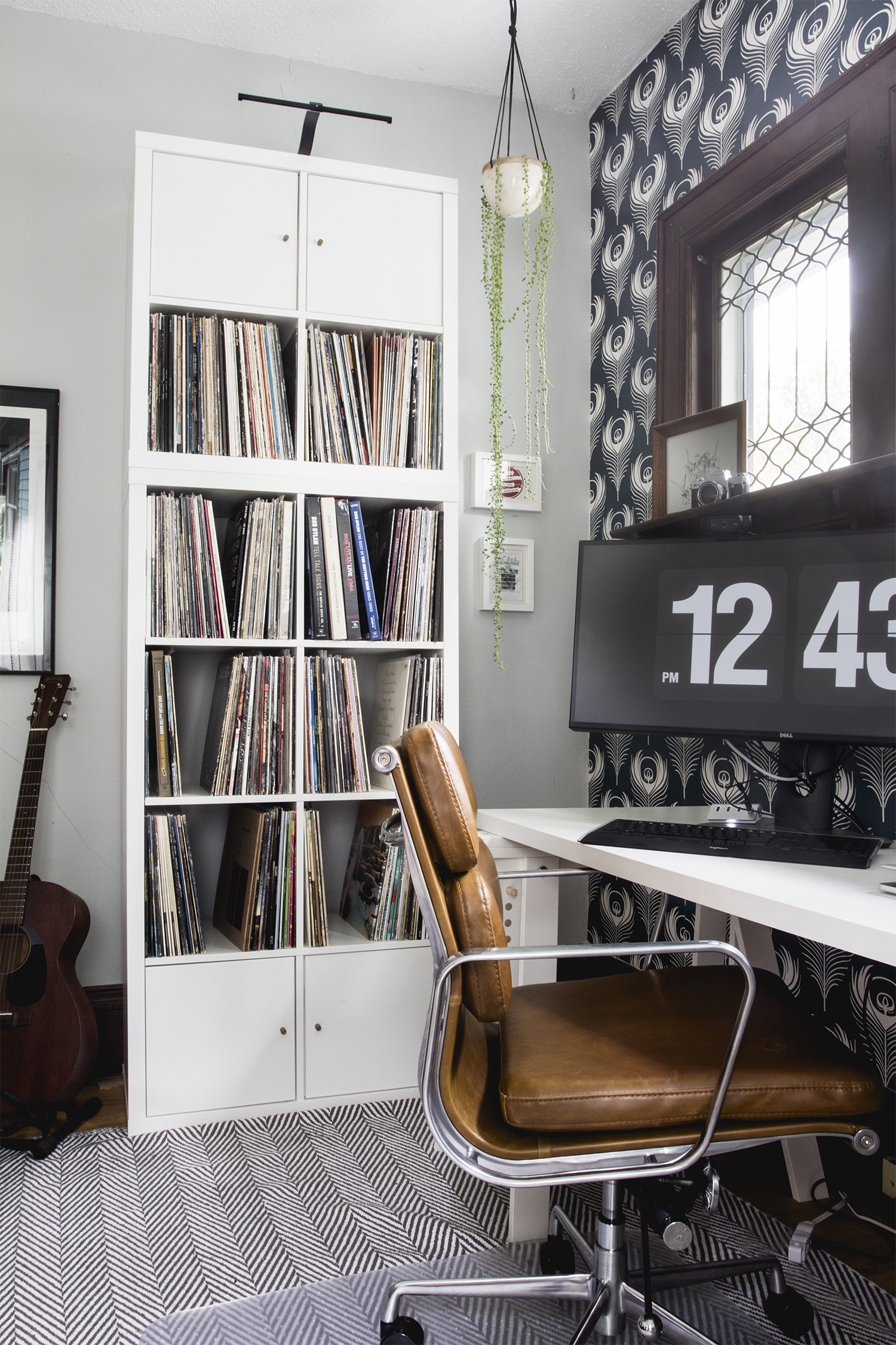 Our Office/Record Room