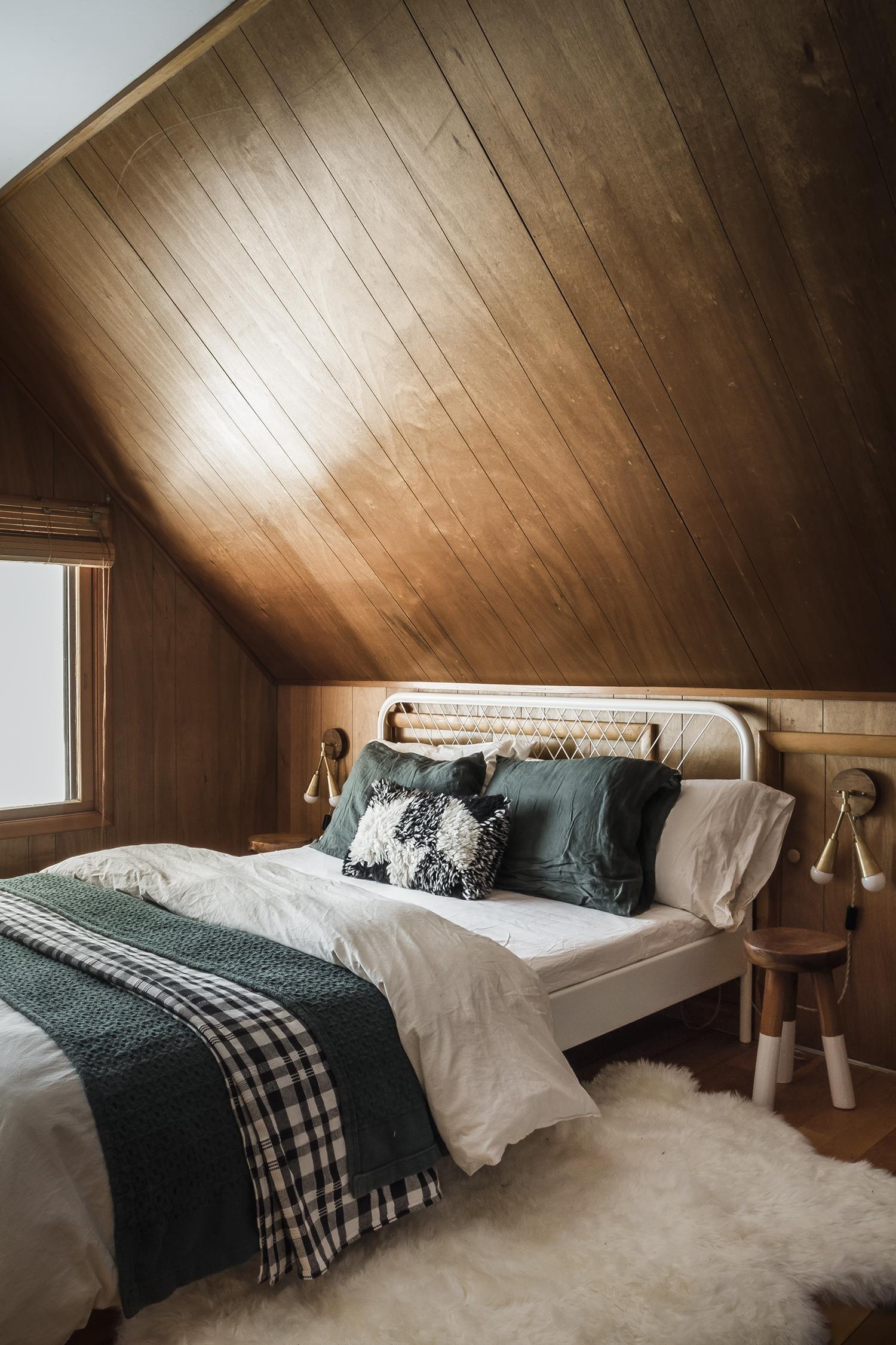 Deuce Cities Henhouse | Cabin Bedroom
