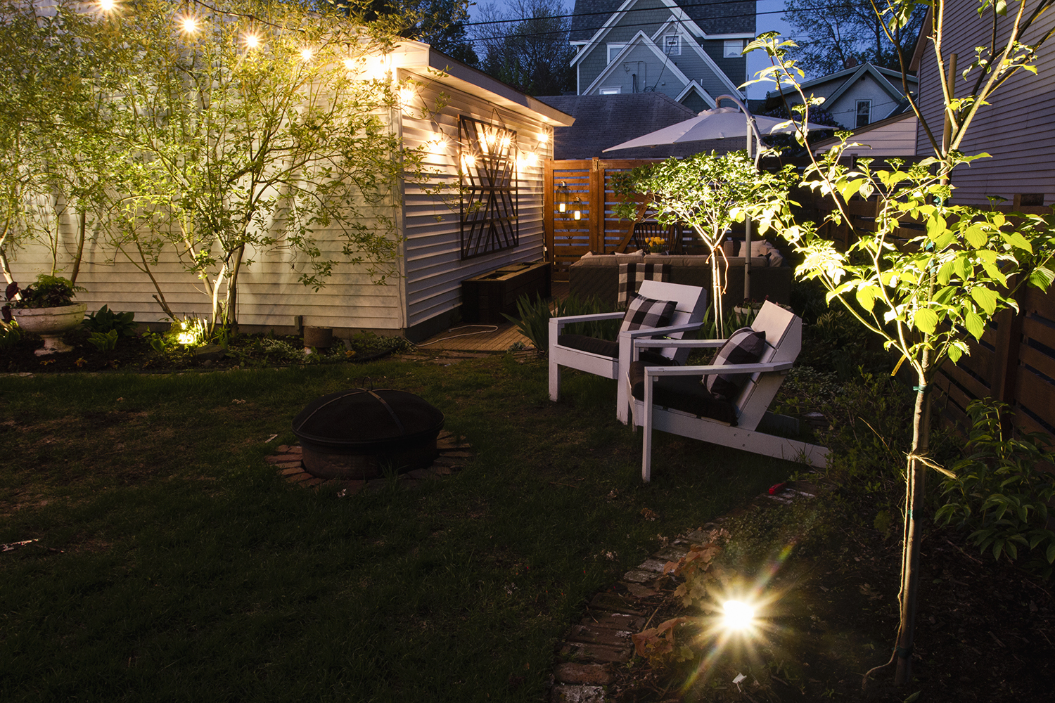 Easy to Install Low Voltage Outdoor Lighting