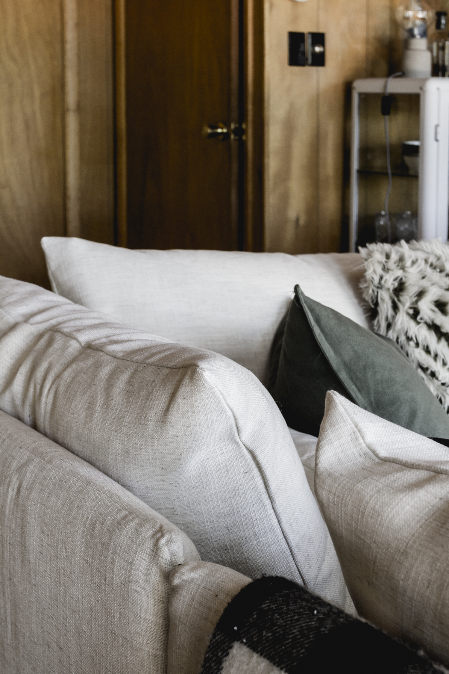 Deuce Cities Henhouse | Comfort Works Soderhamn Slipcovers Review