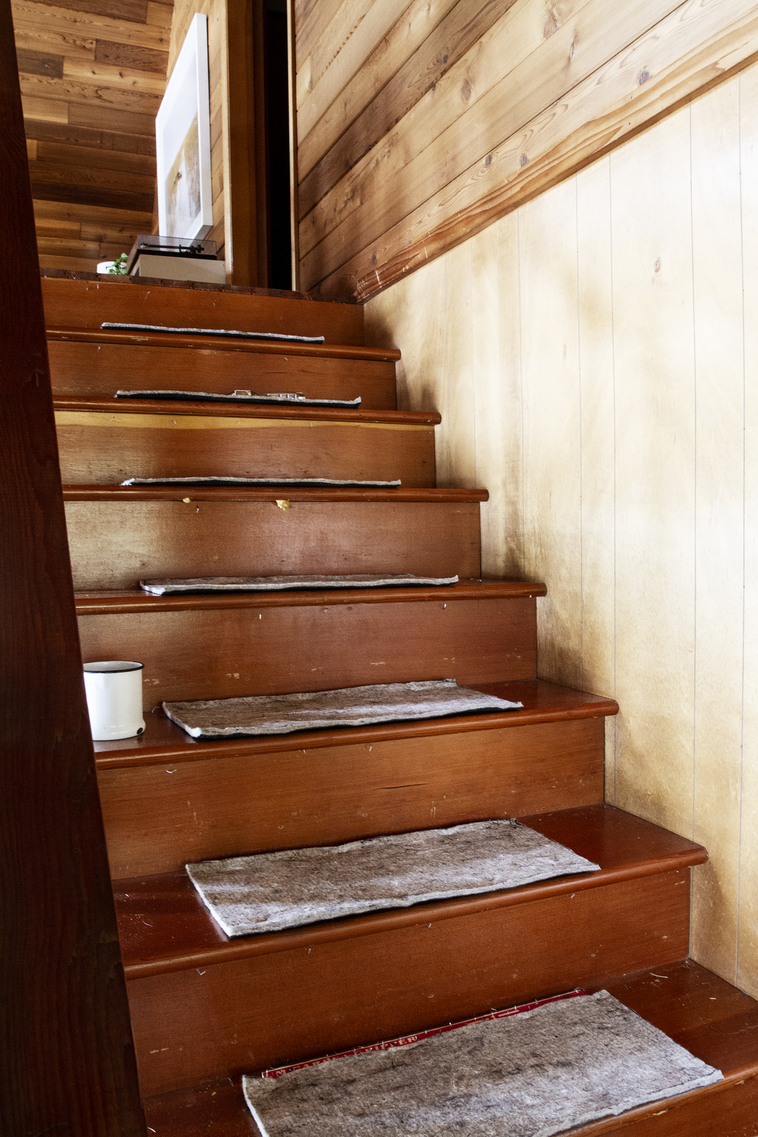 Installing a Carpet Runner on Your Stairs