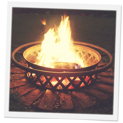Making a Semi-Permanent Fire Pit